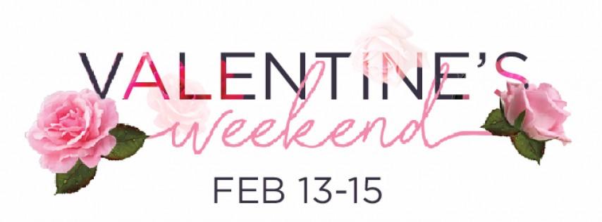 Valentine's Weekend with John Heffron