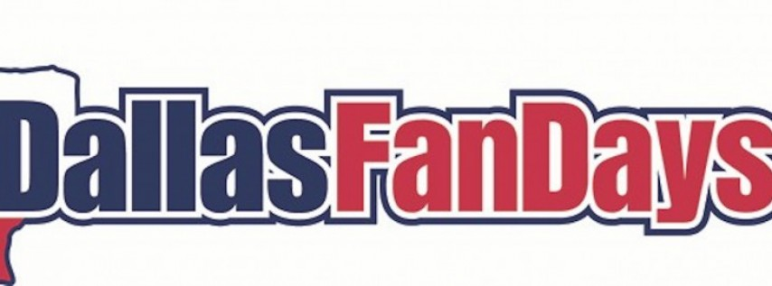 DALLAS FAN DAYS Comes to North Texas October 18-20, 2019