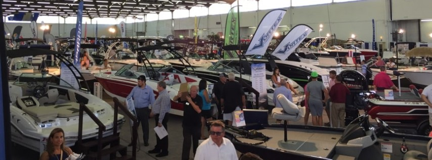 The Dallas Winter Boat Expo Brings the Boats Back to Dallas Market Hall