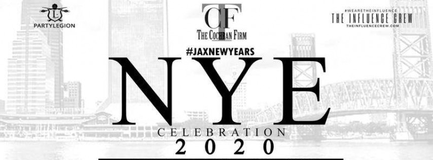 Jacksonville's New Year's Eve 2020 Celebration!
