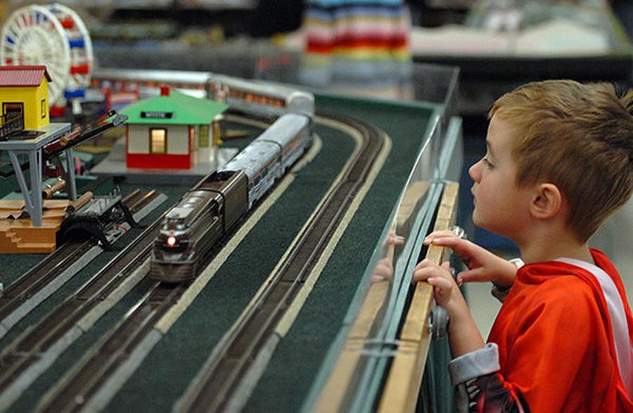 74th FLORIDA RAILFAIR MODEL TRAIN SHOW AND SALE.
