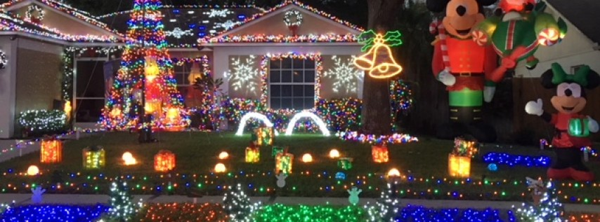streamside dr christmas lights