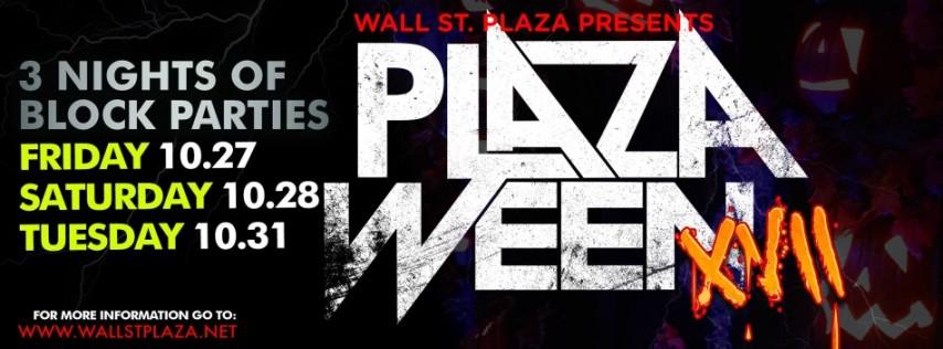 Plazaween 2017 Continues Halloween Night - Wall Street Plaza