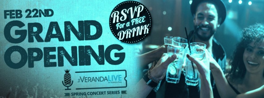 The Veranda LIVE | Spring Concert Series