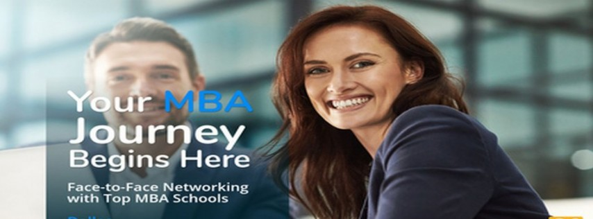 World's Largest MBA Tour is Coming to Dallas - Register for FREE