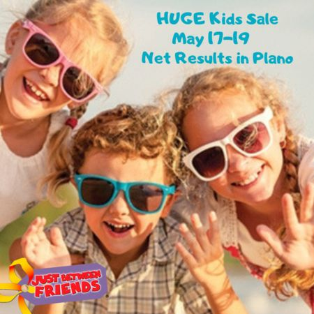 Huge Children's Sale - JBF Plano Spring/Summer Sale 2019