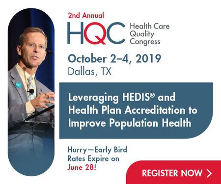 2019 Health Care Quality Congress - Dallas, TX