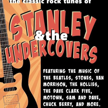 Stanley and the Undercovers Play Winter Blues Dance, Sat., Jan. 11th, 8 pm