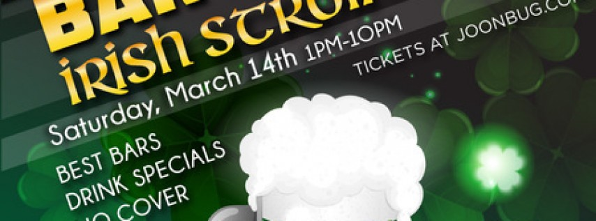 Boston's Biggest Annual St. Patrick's Bar Crawl Party Day 1