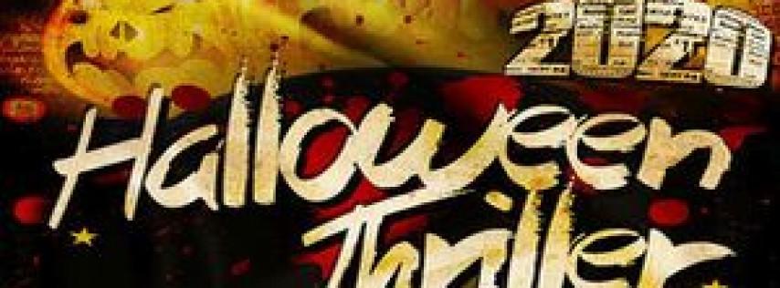 6th Annual Hard Rock Boston Halloween Thriller Party - October 31, 2020
