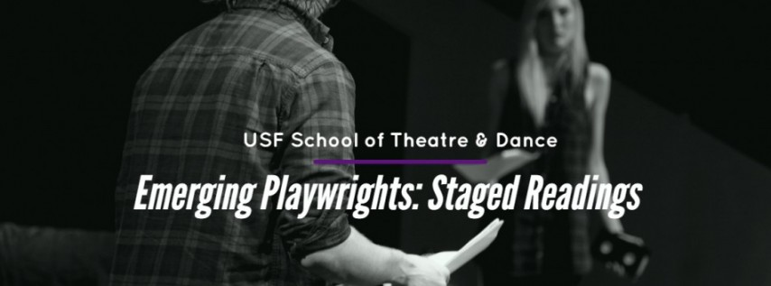 USF Emerging Playwrights: Staged Readings
