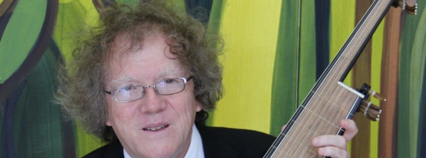 USF Faculty Recital: John Robison Goes Luting
