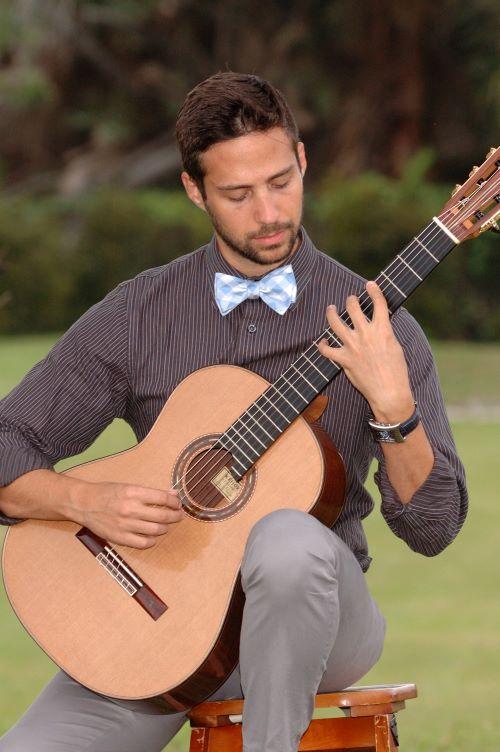 USF Guitar Week: Guitar Studio of Dr. Erol Ozsever