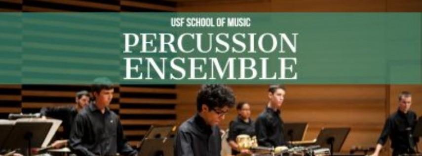 USF Percussion Ensemble