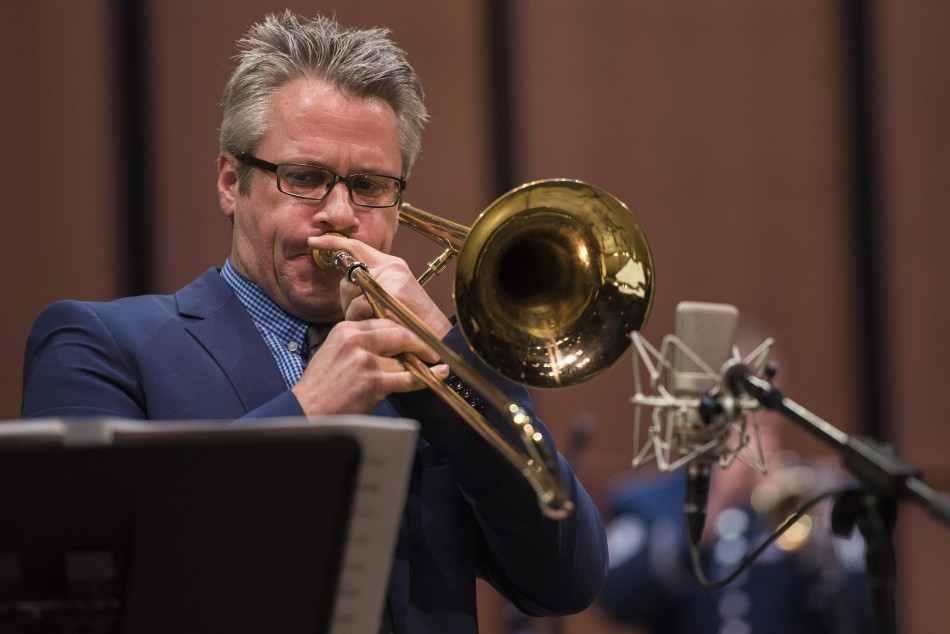 USF Monday Night Jazz Series: Marshall Gilkes, Trombone/Composer