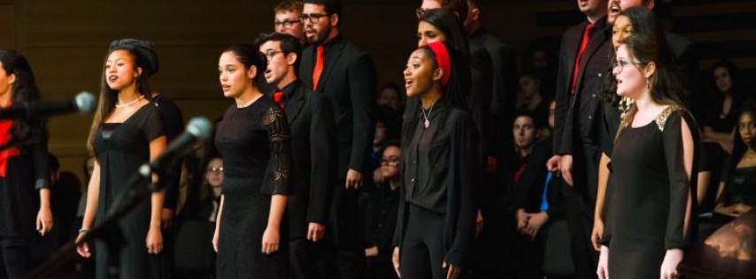 USF Choral Holiday: Comfort ye