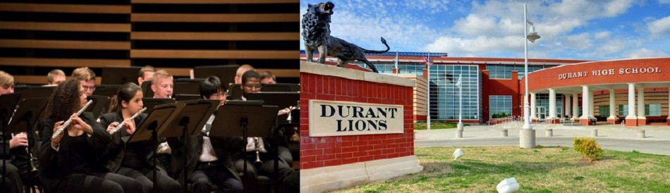 USF Wind Ensemble Side by Side with Durant High School