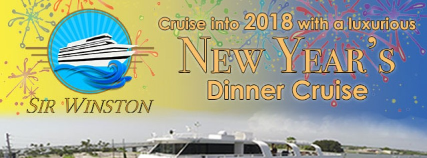 2018 New Year's Eve Cruise