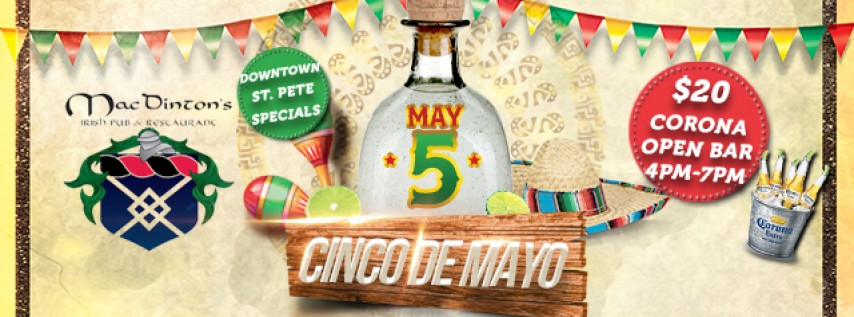 Cinco de Mayo Party!