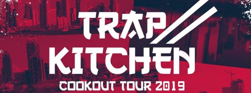 Trap Kitchen Cookout Tour - Dallas