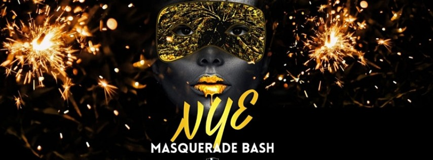 New Year's Eve Masquerade Party in Wynwood
