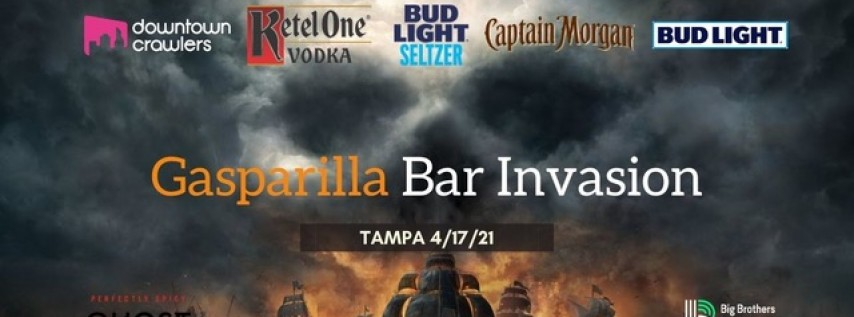 Gasparilla Bar Invasion