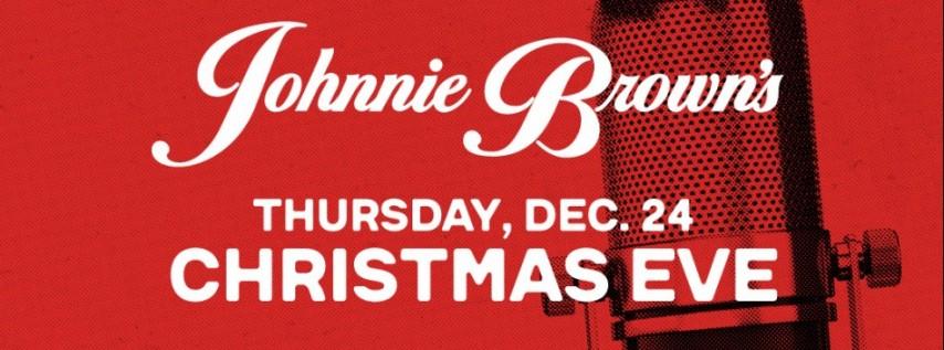 Johnnie Brown's Holiday Show Featuring Sierra Lane