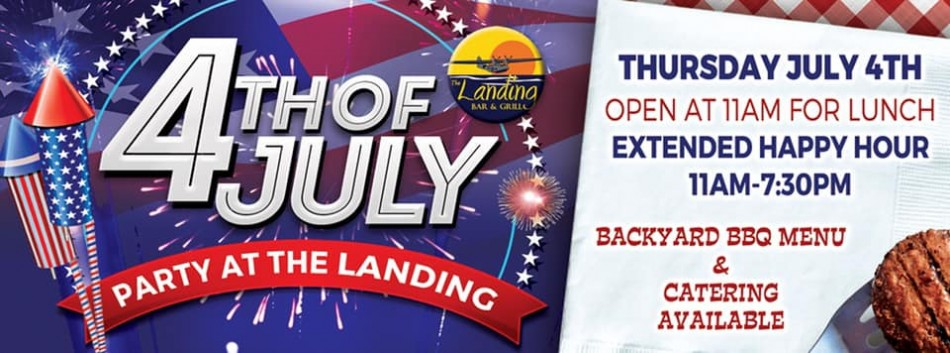 4th of July Celebration at The Landing