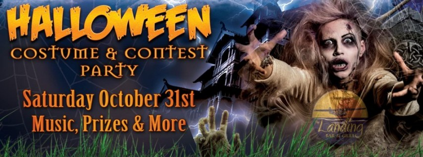 Annual Halloween Bash at The Landing