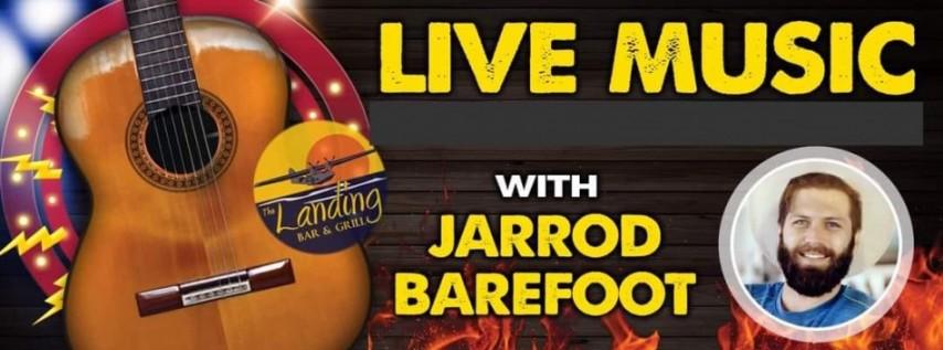 Jarrod Barefoot LIVE at The Landing