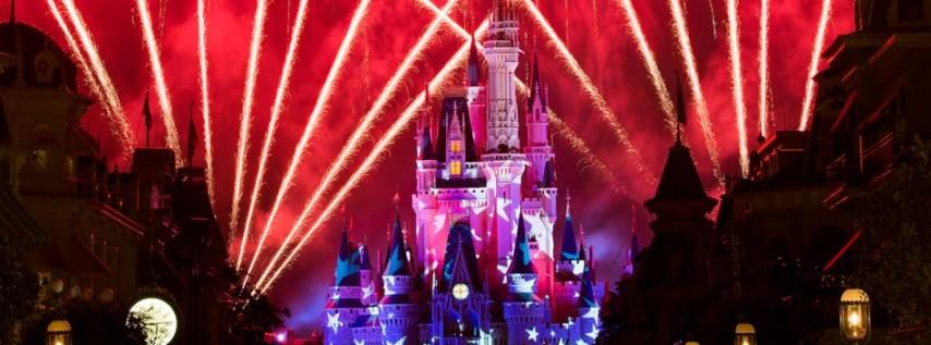 4th of July At Walt Disney World Resort