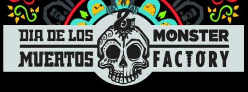 CityArts Factory's Annual Dia de los Muertos & Monster Factory
