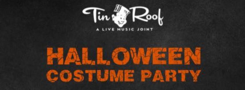 Tin Roof Orlando's Halloween Bash 2017
