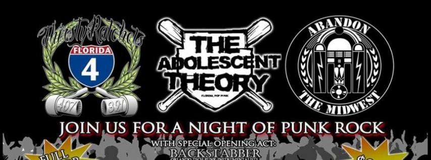 Punk Rock on Devil's Night @ The Abbey