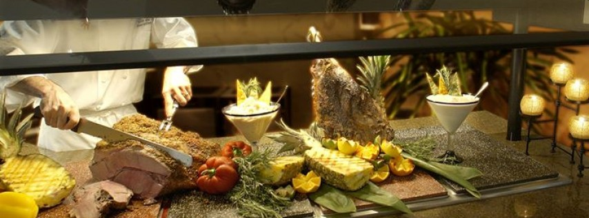 Thanksgiving Brunch Buffet at Gaylord Palms Orlando