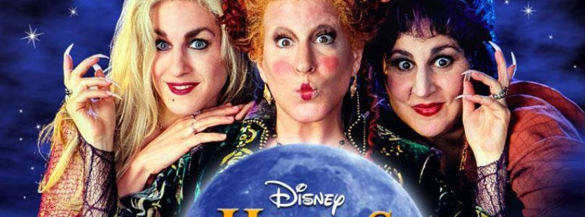 Movie Monday: Hocus Pocus