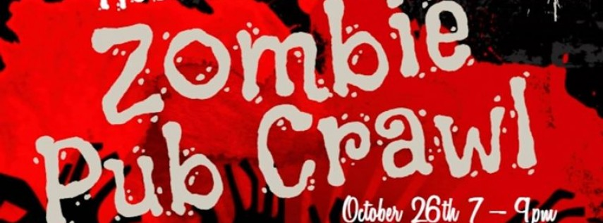 Heart Stopping Zombie Pub Crawl