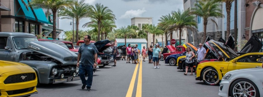 Sunset Walk Car & Truck Show