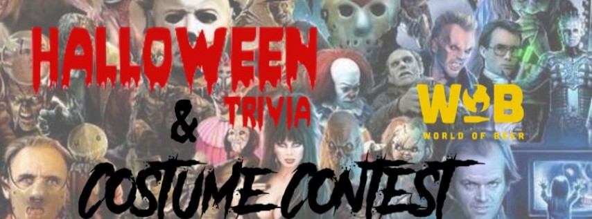 Halloween Trivia & Costume Party