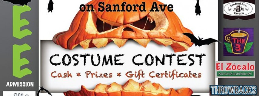 Sanford Halloween - Oktoberfest - Anniversary BLOCK PARTY