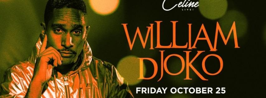 William Djoko at Celine Orlando   Fri 10.25.19