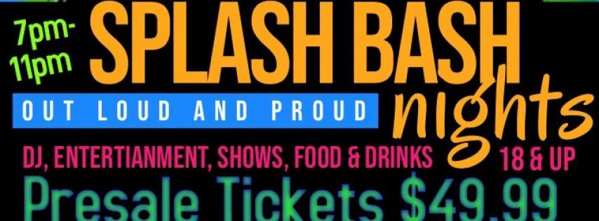 Splash Bash Nights at Island H2O LIVE!