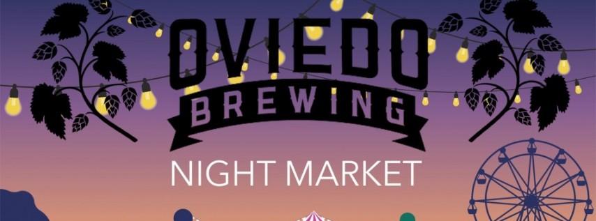 Oviedo Brewing Night Market