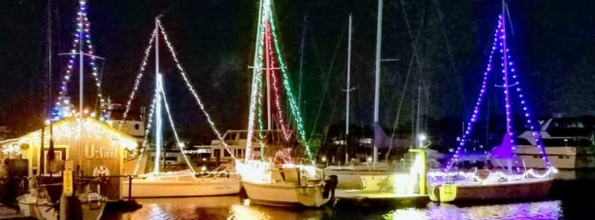 Lake Monroe's Lighted Boat Parade 2019