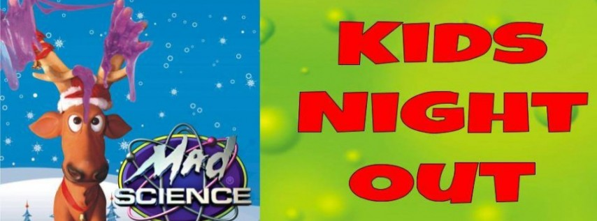 Holiday Kids Night Out Party