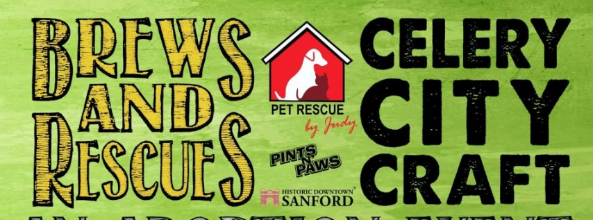 Brews & Rescues | An Adoption Event Pet Rescue by Judy
