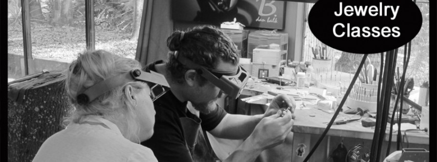 Learn to Make Silver Jewelry With A Professional Jeweler, Get $100 Off Before 12/31/19 When You Buy Your First 2 Classes