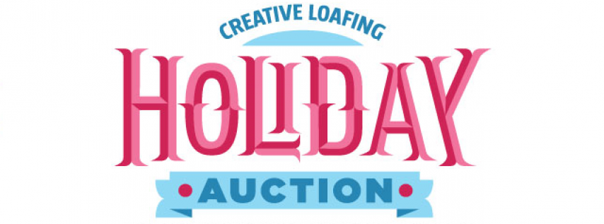 Creative Loafing's Holiday Auction 2017
