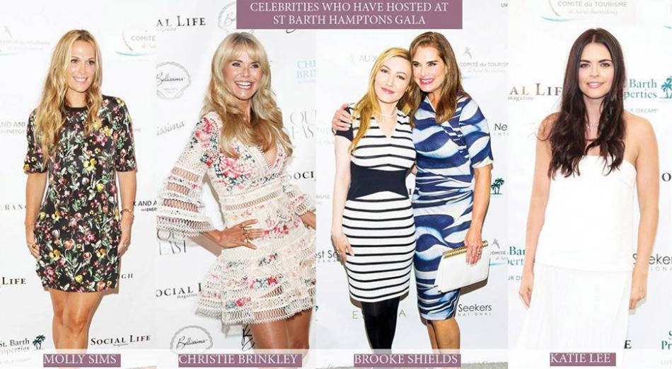Charlotte McKinney to Host 8th Annual St. Barth Hamptons Gala