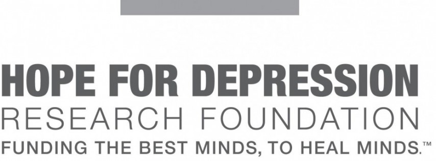 Hope for Depression Research Foundation Second Annual Awareness Raising Week